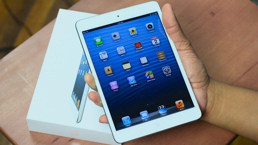 iPad mini 1 признан устаревшим.