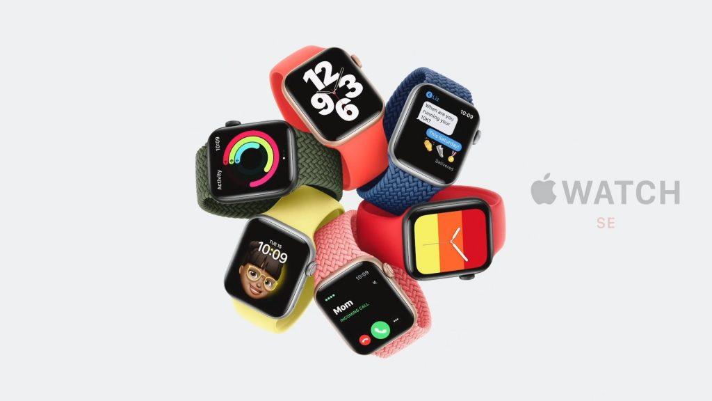 Новые Apple Watch SE!