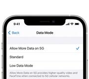 iPhone 12 сможет обновляться через мобильный интернет.