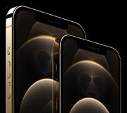 iPhone 12 Pro в золотом цвете оказался наименее марким.