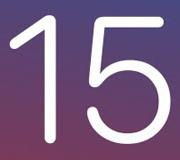 Назван список устройств, которые получат iOS 15.