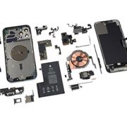 iFixit разобрали iPhone 12 Pro Max.