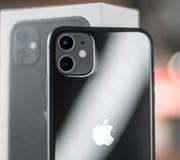 iPhone стал самым популярным смартфоном на Рождество.