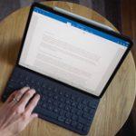 Microsoft выпустила обновленный Office для iPad.