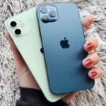 Пользователи iPhone выбирают iPhone.