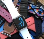 Как поменять ремешок на Apple Watch?