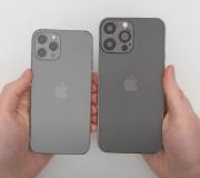 Появились изображения макета iPhone 13 Pro Max.