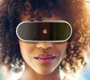 Apple в следующем году представит шлем виртуальной реальности.