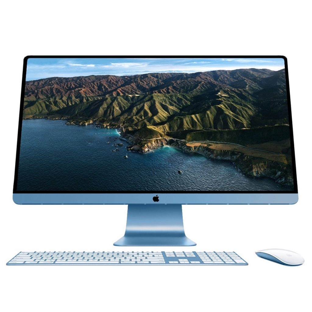 Новых iMac в этом году не будет.
