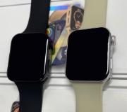 Копии Apple Watch Series 7 уже поступили в продажу.