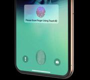 Apple работает над подэкранными сканерами Face ID и Touch ID.