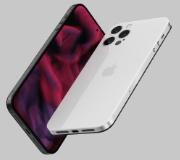 Появились первые рендеры iPhone 14.